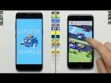 Galaxy S8 (2017) vs. iPhone 6S (2015) Speed Test