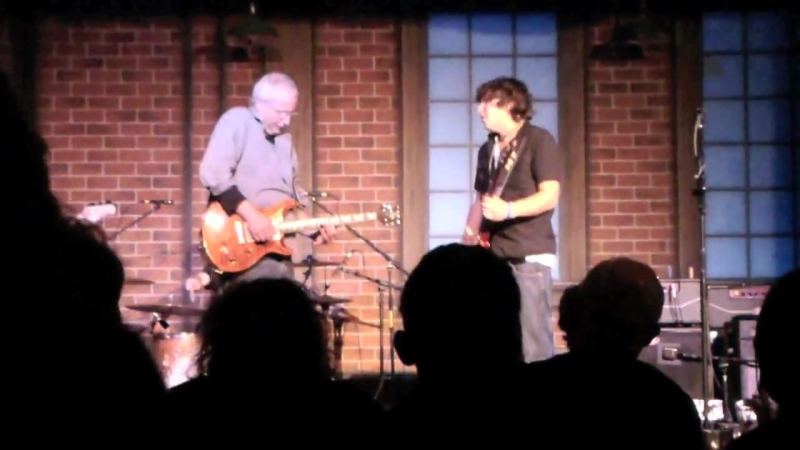 Davy Knowles _ Paul Reed Smith Jam Pt 2