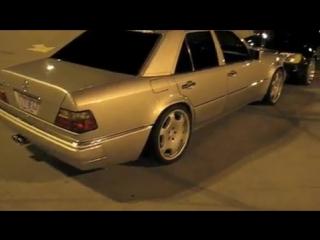 Два красавца Mercedes