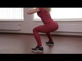 КАК ПОХУДЕТЬ В НОГАХ _ Leg Workout at Home