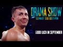 Gennady Golovkin - My Big Drama Show (HD) Promo: Good Luck in September