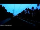 Электропоезд ЭД4М-0242 (ТЧ-4), приг. поезд №7162