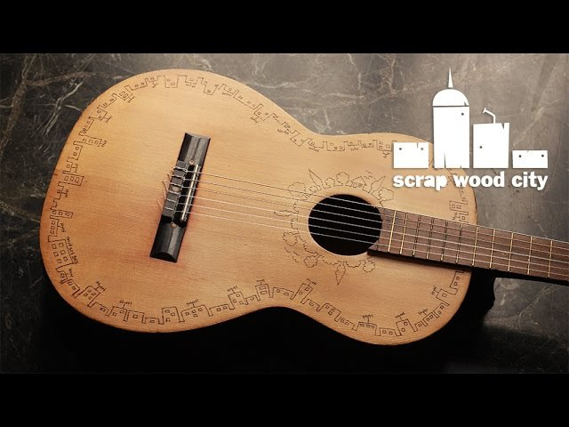Restoring an old classical guitar