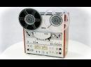 Сделано в СССР Катушечный магнитофон Маяк 005 Стерео 1982 г