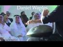 Handpan solo for Local Flavor in Kuwait Daniel Waples - Hang in balance