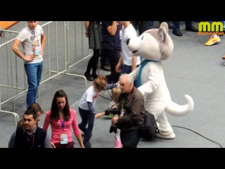 Минутка веселья на Гран-При Иван Ярыгин 2015 :)