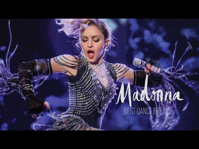 Madonnas Best Dance Breaks