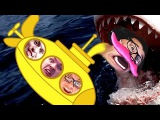 WE ALL DIE IN A YELLOW SUBMARINE!!  We Need To Go Deeper w Jack, Wade, Bob