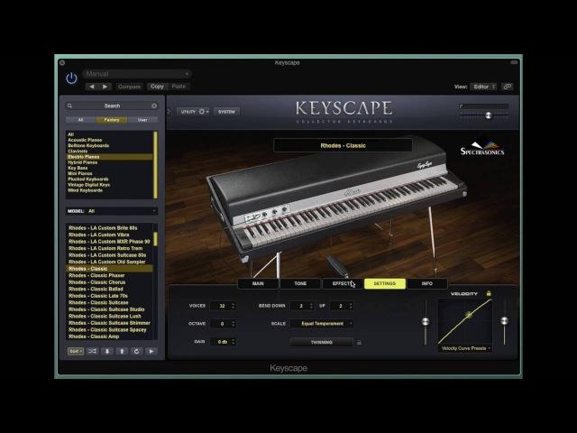 Spectrasonics Keyscape First Impressions by Mike Pensini