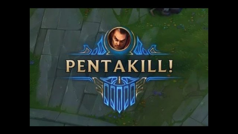 Dunkmaster Darius Epic 1v5 Pentakill! - League of Legends Season 6