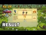 Beasts Battle 2 (dev ep28) - Window result (Corona SDK)