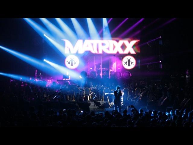 The MATRIXX – Серое небо (Москва, 09.11.2016)