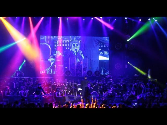 The MATRIXX – Танцуй (Москва, 09.11.2016)