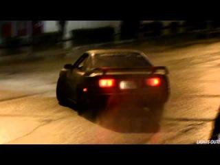 Lights Out! - Street Drifting in the Rain - El Nino 2016