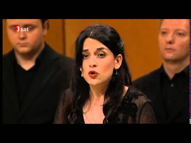 Part I Aria Blute nur, du liebes Herz Soprano (J.S. Bach, Mathew Passion)