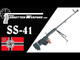 The Model SS41 - A Czech Bullpup Anti-Tank Rifle for the SS