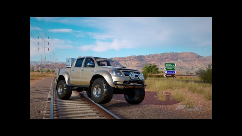 Forza Horizon 3| 2007 TOYOTA HILUX ARCTIC TRUCKS AT38