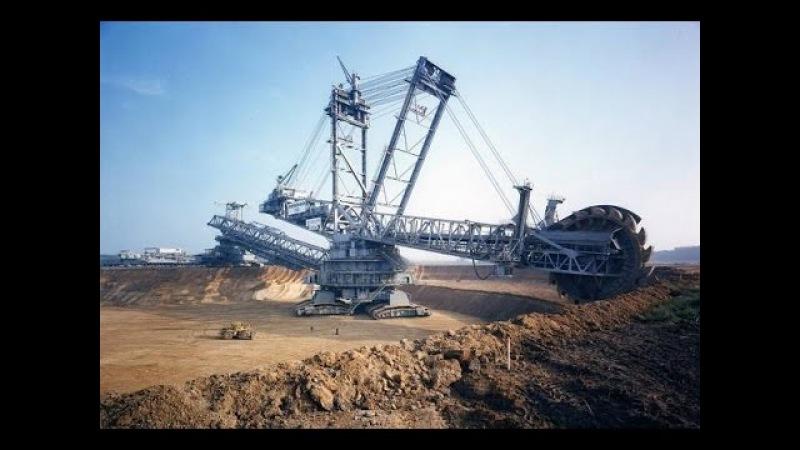 Крупнейшие землеройные машины |Как это сделано?|HD rhegytqibt ptvkthjqyst vfibys |rfr 'nj cltkfyj?|hd
