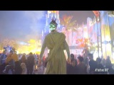 The Purge Scare Zone at Halloween Horror Nights 2016 - Universal Studios Hollywood