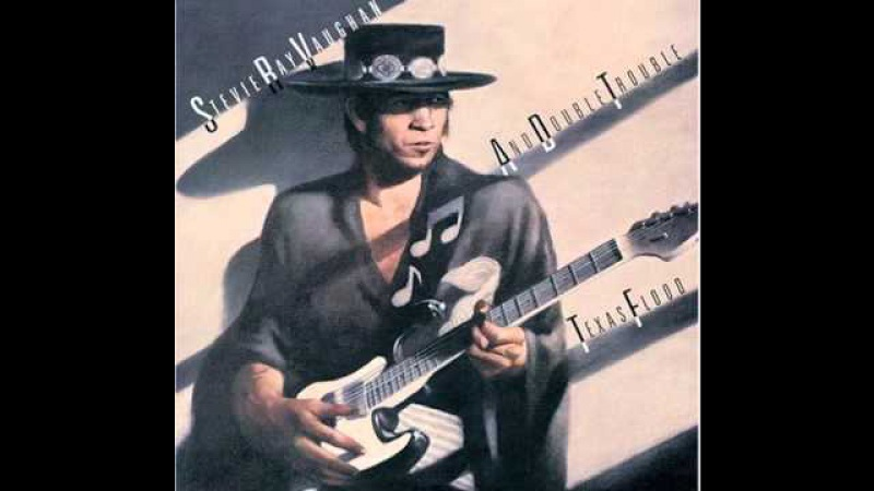 Stevie Ray Vaughan Double Trouble - Rude Mood