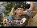 【TVPP】Hyungsik(ZE:A) - Mistakes in Army, 형식(제아) - 아기병사의 실수담 @ Three Turns