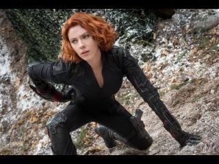 Marvel's Black Widow / Черная вдова. Марвел