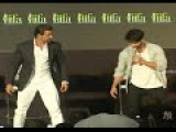 Shahid Kapoor & Hrithik Roshans Funny Act @ IIFA Weekend 2015 Announcement