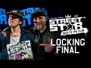STREETSTAR 2017 | Locking Final Cypher | Arvidos | Hurrikane | Theresa | Funky Fedler