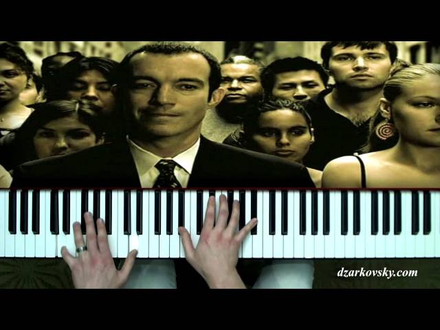 Пикник (Э.Шклярский) - Смутные дни (пианино)