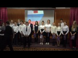 Торжественная церемония вручения паспортов юным гражданам города Кимры в рамках празднования Дня герба и Флага Тверской области от 21 октября 2016 года