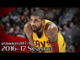 Kyrie Irving Full Highlights 2017.02.06 at Wizards - 23 Pts, 5 Ast, CLUTCH!