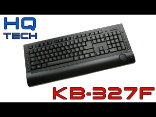 HQ-Tech KB-327F ILLUMINATED KEYBOARD. Клавиатура с подсветкой.