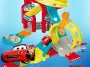 Трек с машинкой гонки обзор игрушки для мальчиков автогонки скоростная трасса smoby Skyway Wheelies