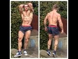 GAIN AESTHETICS with my outdoor circuit training!!!adam400m