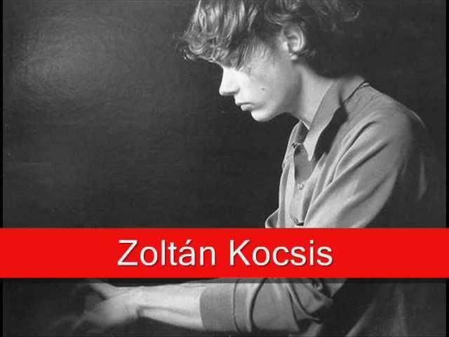 Zoltán Kocsis Rachmaninov - Vocalise, Op. 34 No. 14 [Arranged by Zoltán Kocsis]