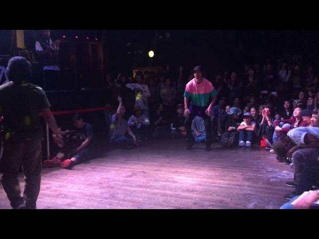 2016.10.10. Summer Dance Forever House HIRO vs PINO 4round