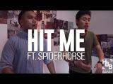 Hit Me!  SpiderHorse  Groovy Tag Team Beatbox