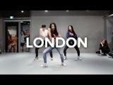 London - Jeremih (ft. Stefflon Don, Krept &amp Konan)  Mina Myoung Choreography