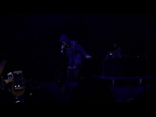 DEAN- Bonnie and Clyde(Live w/ Club Eskimo SAAY in Dallas) 170510 60fps