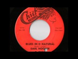 Earl Hooker - Blues In D Natural (Chief)