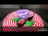 Amazing ice cream cake homemade whipped cream easy frosting recipe and decoration cake