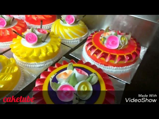 украшение тортов видео урок 1001 AMAZING colourful birthday cakes | colourful glaze | chocolate garnishing must watch