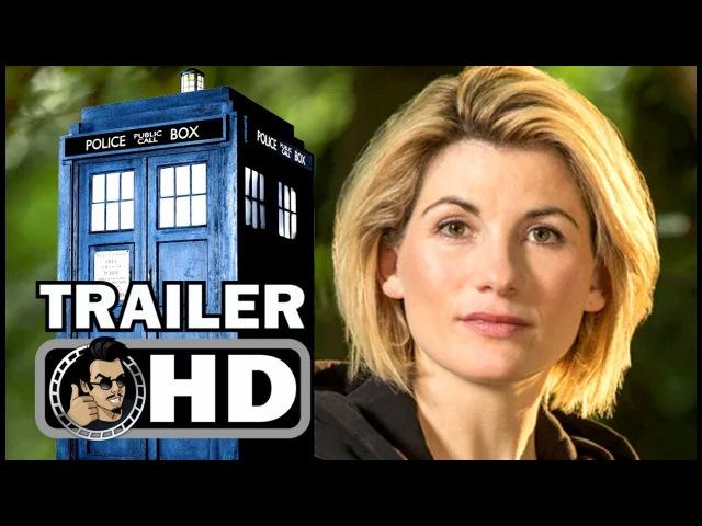 Доктор Кто   Doctor Who   Анонс 13 доктора