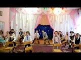 Танец мальчиков на выпускном в детском саду №118, Киев.