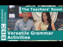 The Teachers' Room Versatile Grammar Activities
