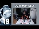 19 DIY Продвинутая версия ГОБО Проектора из сантехнических труб