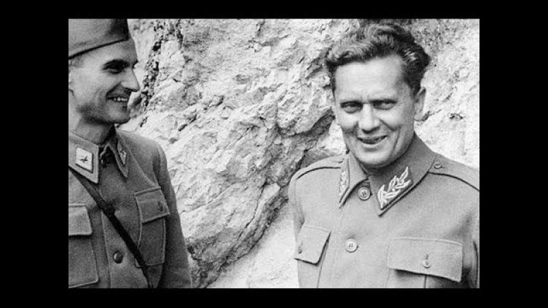 Josip Broz Tito odgovara na pitanje