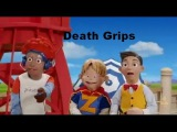 Lazy Town covers Death Grips - Takyon