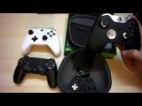 Xbox Elite Wireless Controller- Распаковка и первые впечатления!