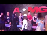 AOMG Hi-Touch session in Bangkok